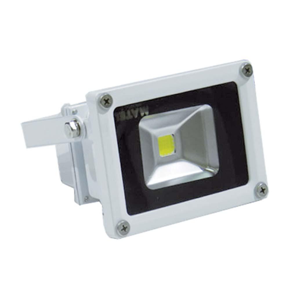 Installation de projecteurs à LEDS 10 X pour enseigne extérieure à Houdemont 54180